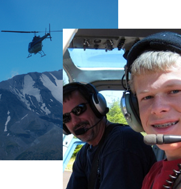 Hillsboro Aviation Helicopter Tours