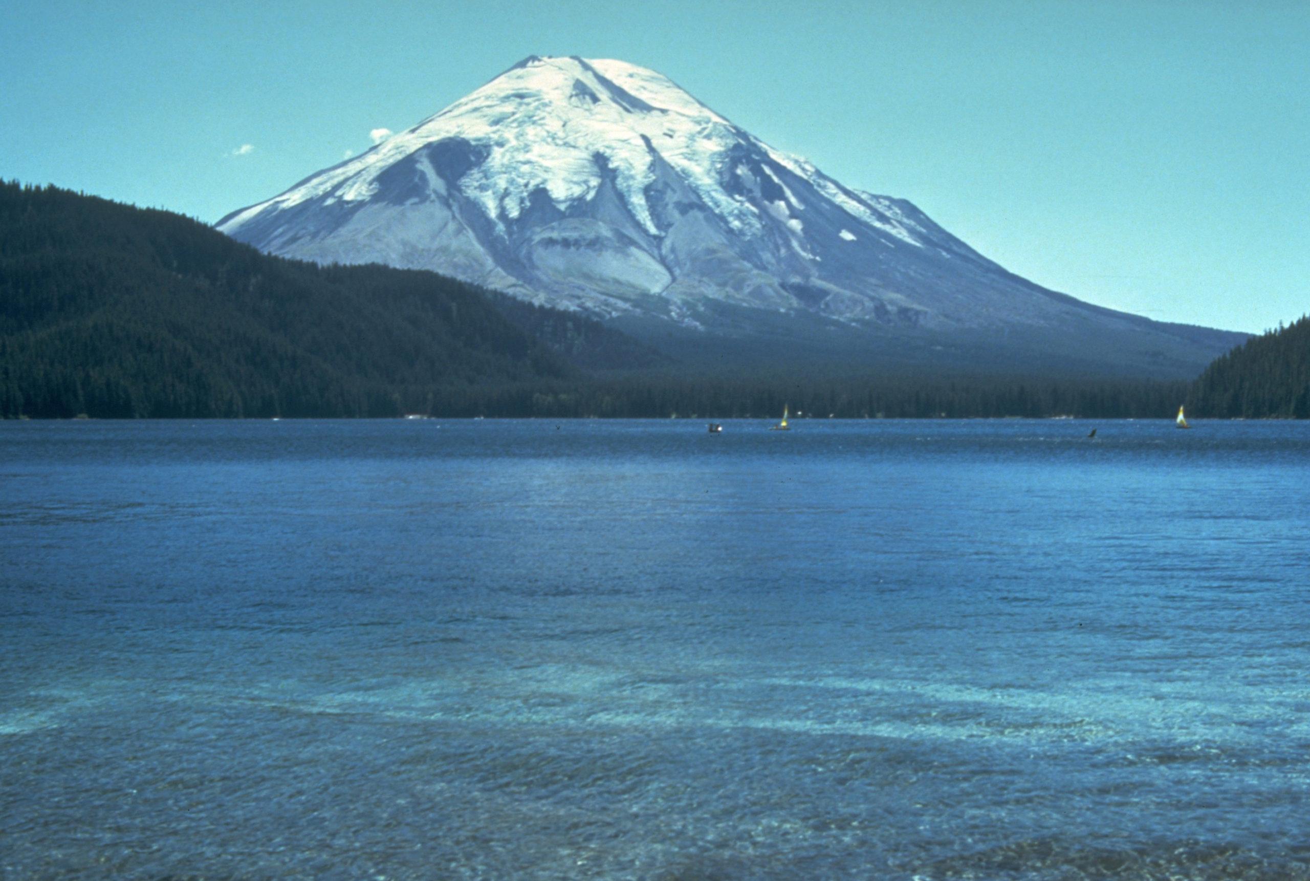 Mt. St. Helens Eruption 40 Year Anniversary