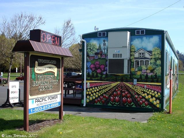 Woodland Information Center